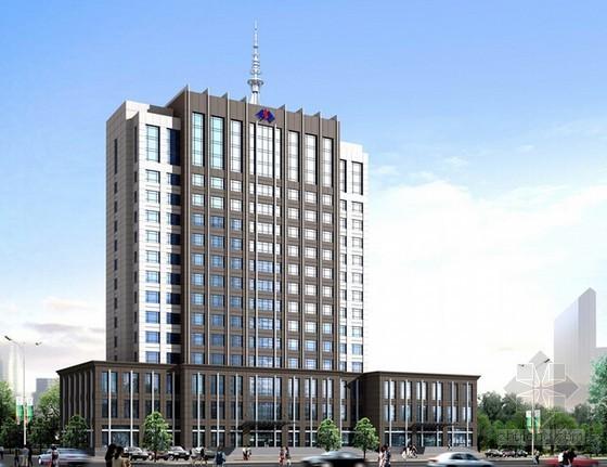 [北京]超高层城市综合体电梯工程成本评估报告(2015年2月)