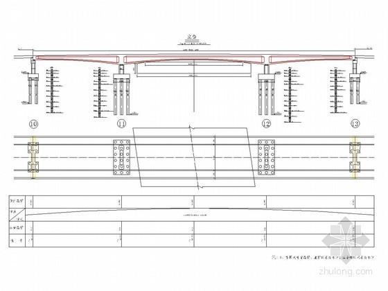 [江苏]挂篮支架现浇(55+90+55)m预应力变截面连续箱梁施工方案及计算书198页