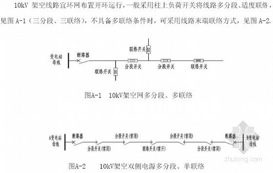 [四川]房地产项目中低压配电网技术标准