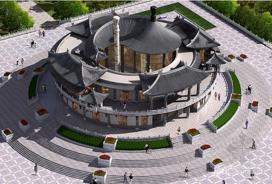 [QC成果]精细控制半圆攒尖螺旋屋面瓦作质量汇报