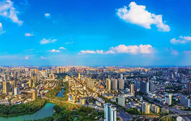 合肥市主体功能区规划出台,5个镇纳入主城区