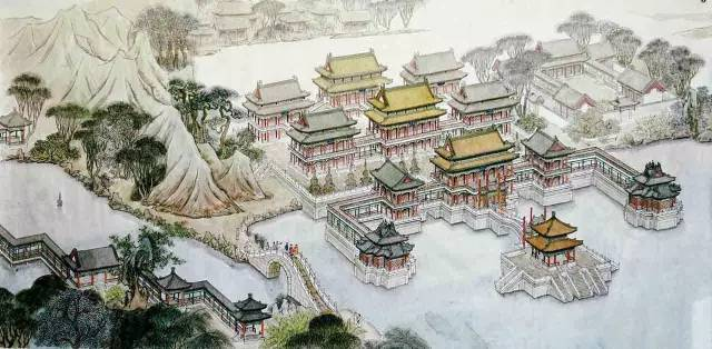 景观设计须知:5分钟让你读懂中国园林!!_34