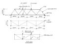 OpenSEES实例-桁架桥结构静力分析