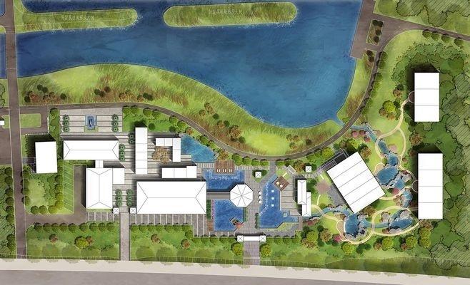 湿地公园景观设计要点_7