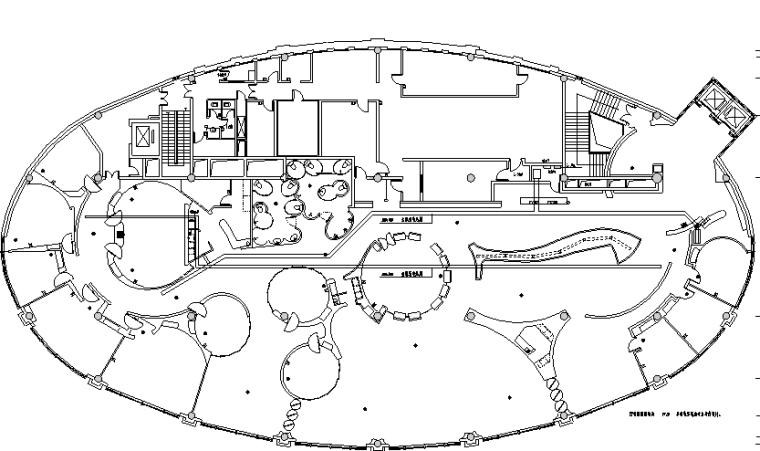 梁景华室内装饰电气招标设计图(国际知名设师)