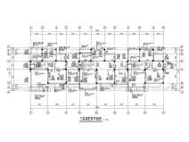 知名地产3层复式别墅建筑结构施工图(2013)