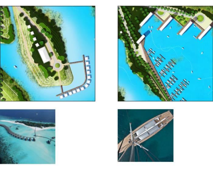[上海]蓝色港湾旅游区概念性景观规划设计_11