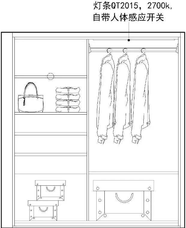 [干货]28㎡小户型3房3卫,设计师开挂了?_20