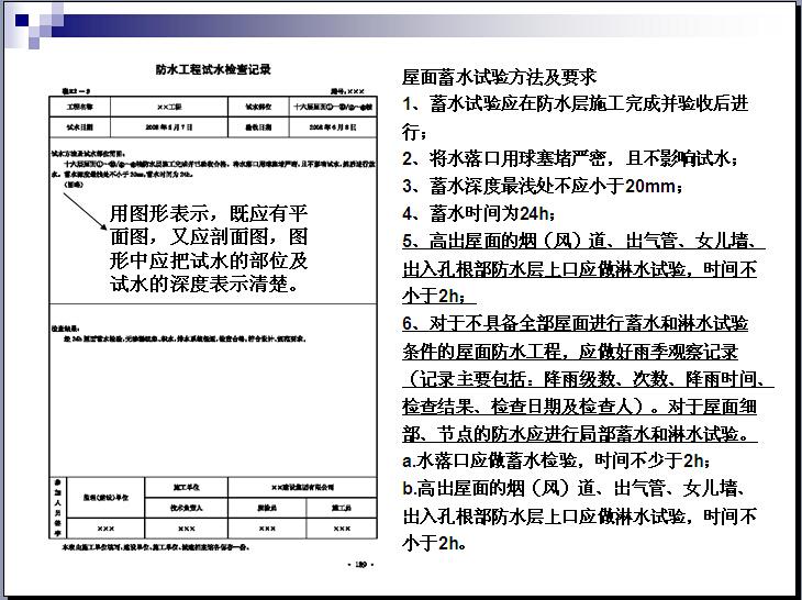 建筑工程施工文件管理规范表格