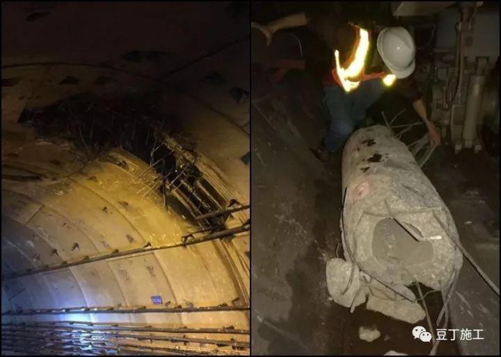 深圳地铁:倒霉催的!两年被打桩的弄穿3次!看来,罚的太轻了!