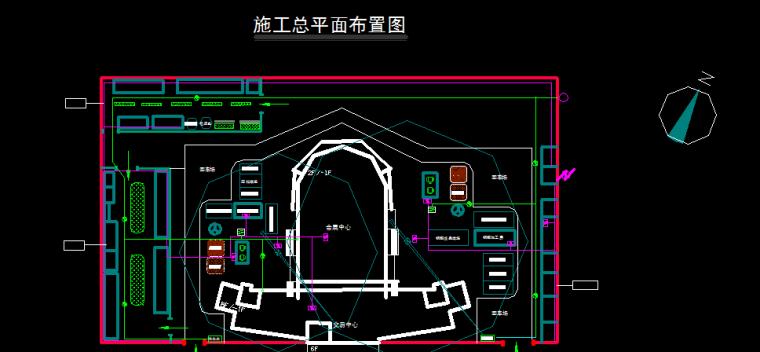 工程交易中心、商演会展中心工程施工组织设计(共149页)