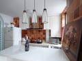 [住宅]田园风格住宅空间设计效果图