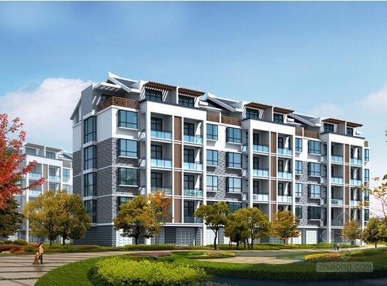 [毕业设计]11层框剪结构住宅楼建筑工程量计算及工程量清单控制价编制实例