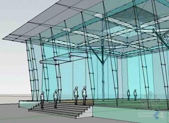 大型钢结构厂房监理规划(高8米 完整)