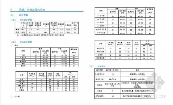 [四川]房地产项目机电系统初步设计报告178页