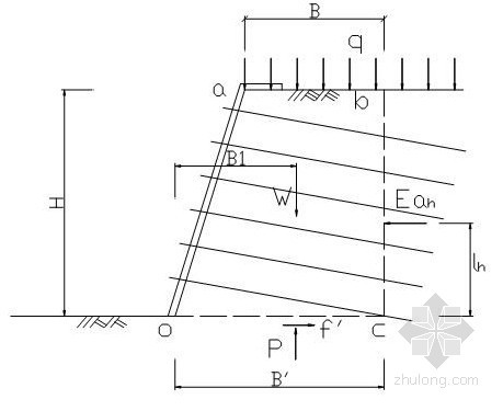 [浙江]游泳馆基础土方开挖支护专项施工方案(计算书)