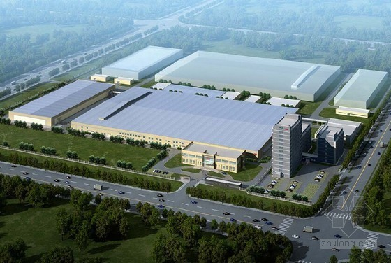 [安徽]制造工厂工程总承包施工综合项目总结(280页 附图非常丰富)