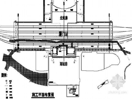[福建]某车站站房改扩建工程基坑及桩基石方爆破方案