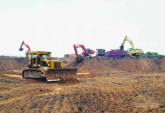 [内蒙古]殡仪馆建设项目地基与基础及平整场地工程投标大纲
