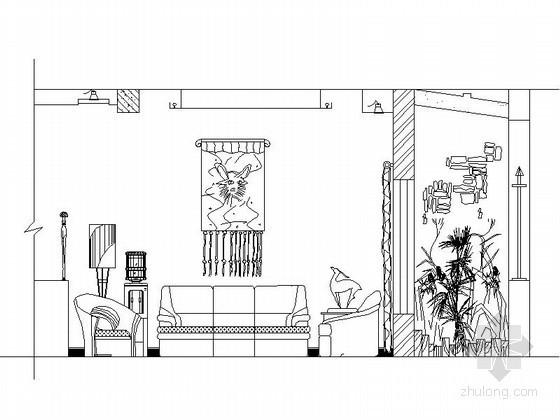 各式家装立面CAD图块下载