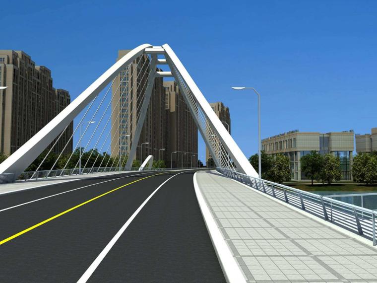 路桥工程施工图预算(含图纸、计算书)