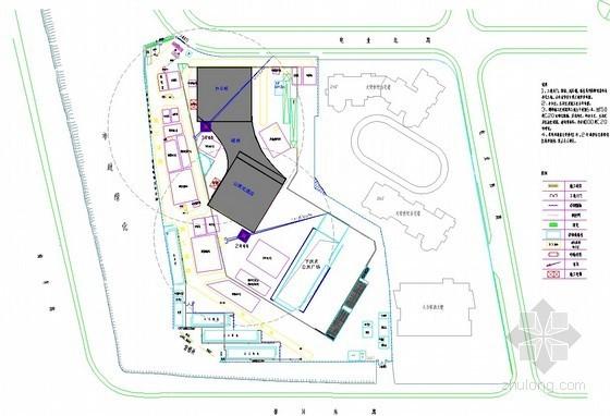 [山东]高层综合楼工程施工组织设计(施工平面布置图、大型国企编制)