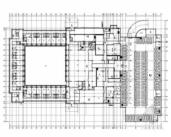 [新疆]2014年最新酒店全套电气施工图(含详细计算说明)