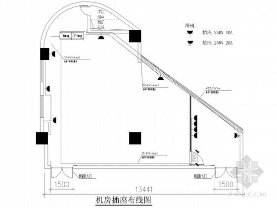[贵州]人民医院智能化系统图