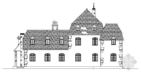 某市三层医疗所建筑方案设计