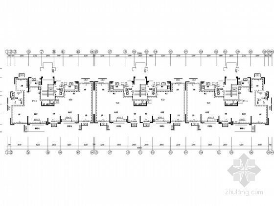小区采暖系统施工图资料下载-[山东]多层住宅小区采暖通风系统设计施工图