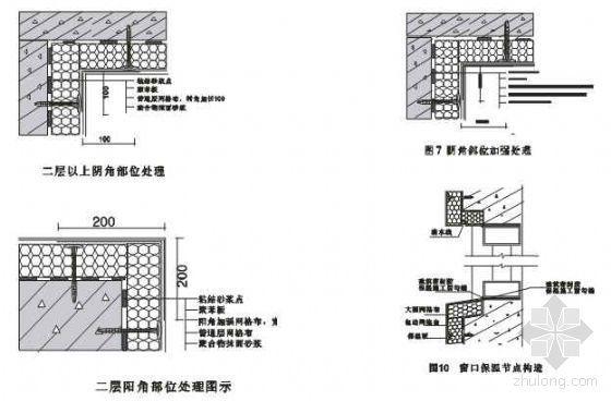 挤塑聚苯板(XPS)薄抹灰外墙外保温系统施工工法