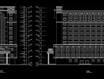 某酒店建筑设计施工图(CAD文件)