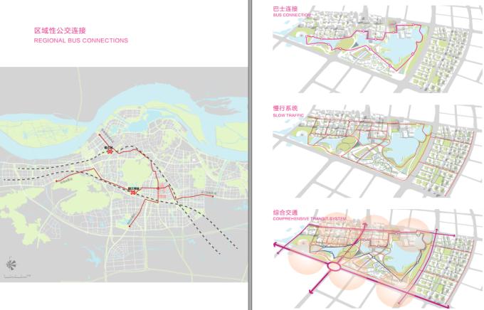 [江苏]滨江现代低碳示范区山水田园城市规划景观设计方案_9