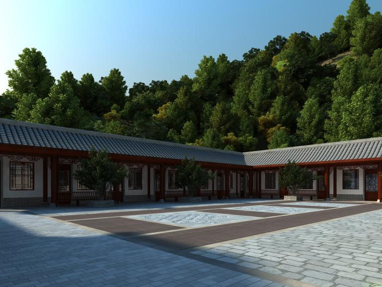 日式禅宗庭园结合禅宗美学设计案例——永福寺_13