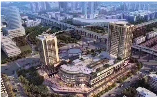 30万平城市综合体项目重庆冉家坝广场工程暖通方案设计说明(空调)