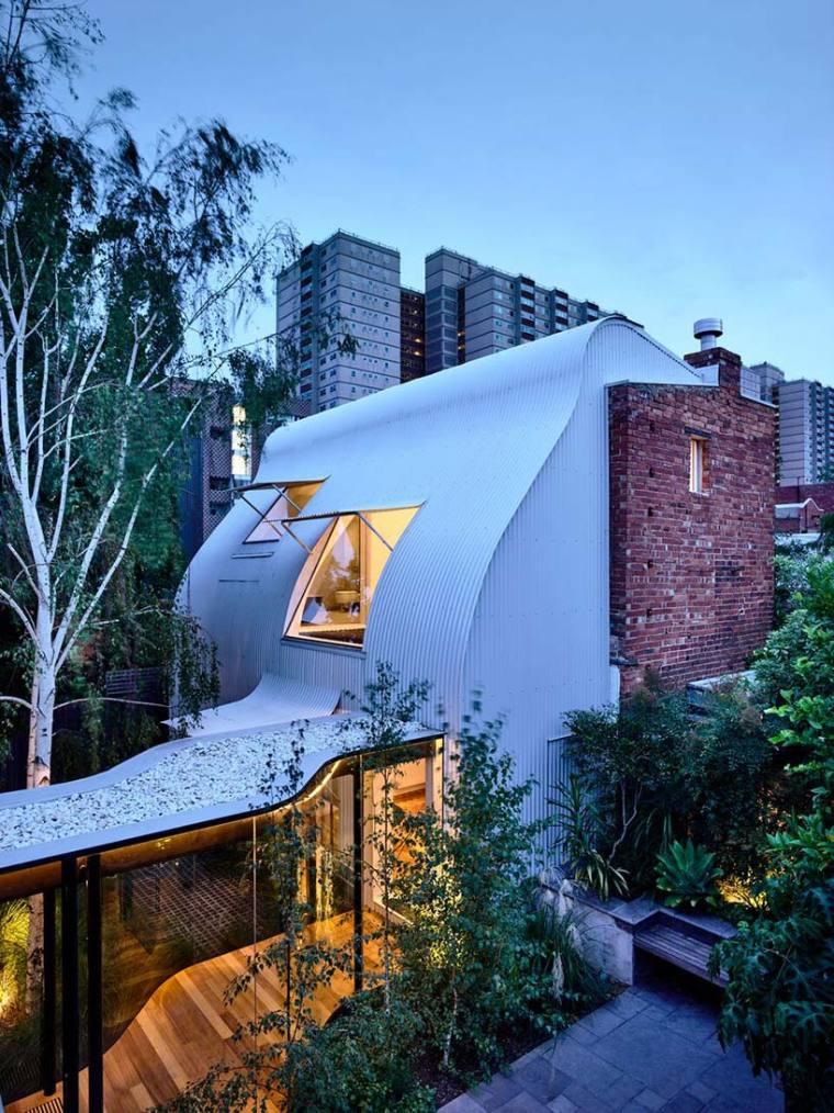 澳大利亚充满活力街上的kingbill住宅-12