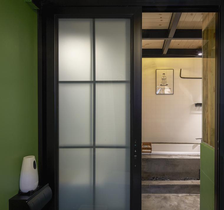 北京北海百年糖房改造-140-白糖客房卫生间看浴缸