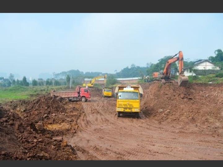 独立基础的挖土方一定是采用基坑的形式吗?