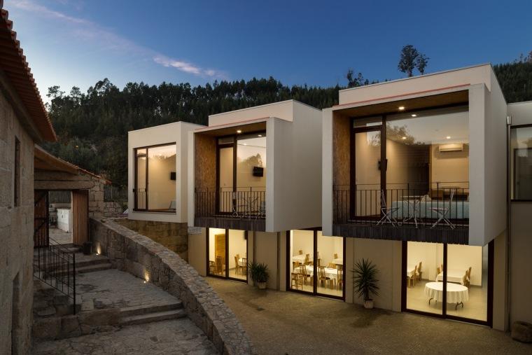 葡萄牙风情乡村酒店