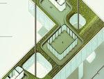 斜轴侧平面图不会?建筑表现达人用5步告诉你