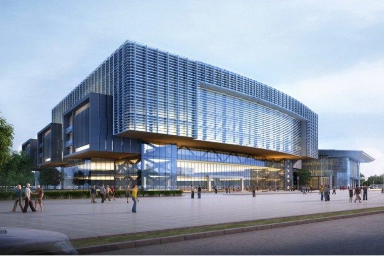 济南市政务服务中心施工组织设计(300余页,附图丰富)