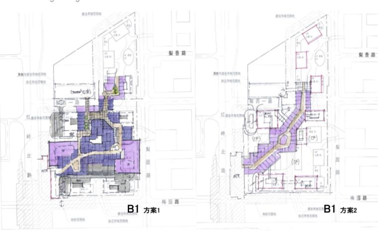 [深圳]超高层呢双子塔物流中心建筑设计方案文本(含CAD图纸)_7