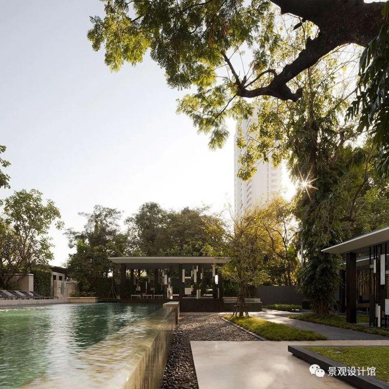 泰国高档居住区Quattro景观设计案例赏析_7