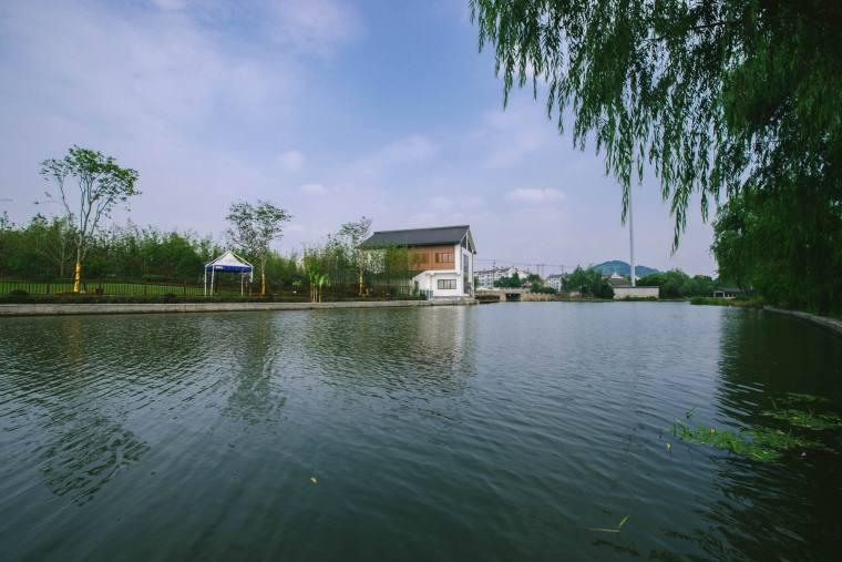 绍兴曦之湖展示区景观-2