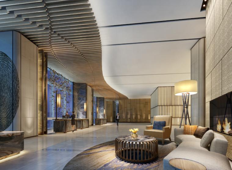 CCD--深圳南山万豪酒店设计方案文本
