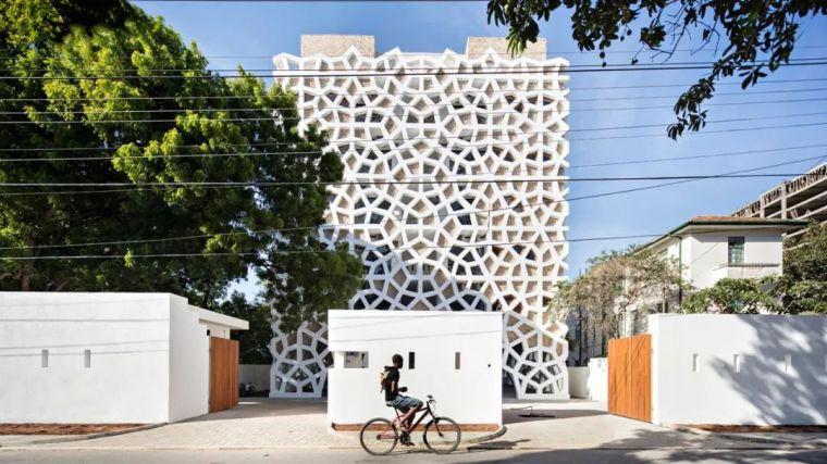 值得学习的建筑表皮30例_3