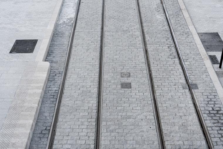 法国尼斯新综合联运枢纽中轴线-10