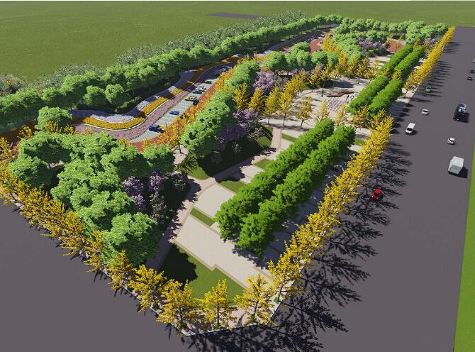 [贵州]生态停车场监理规划(66页)