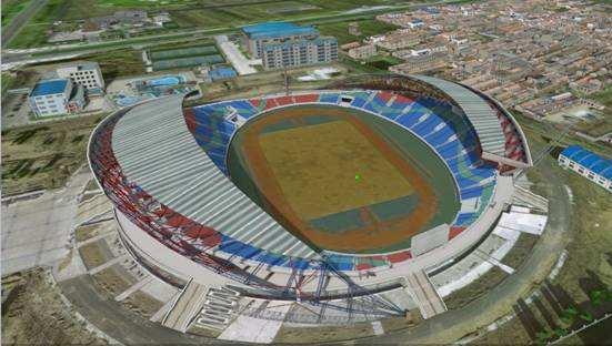 BIM应用于体育建筑设计研究——国内外案例分析