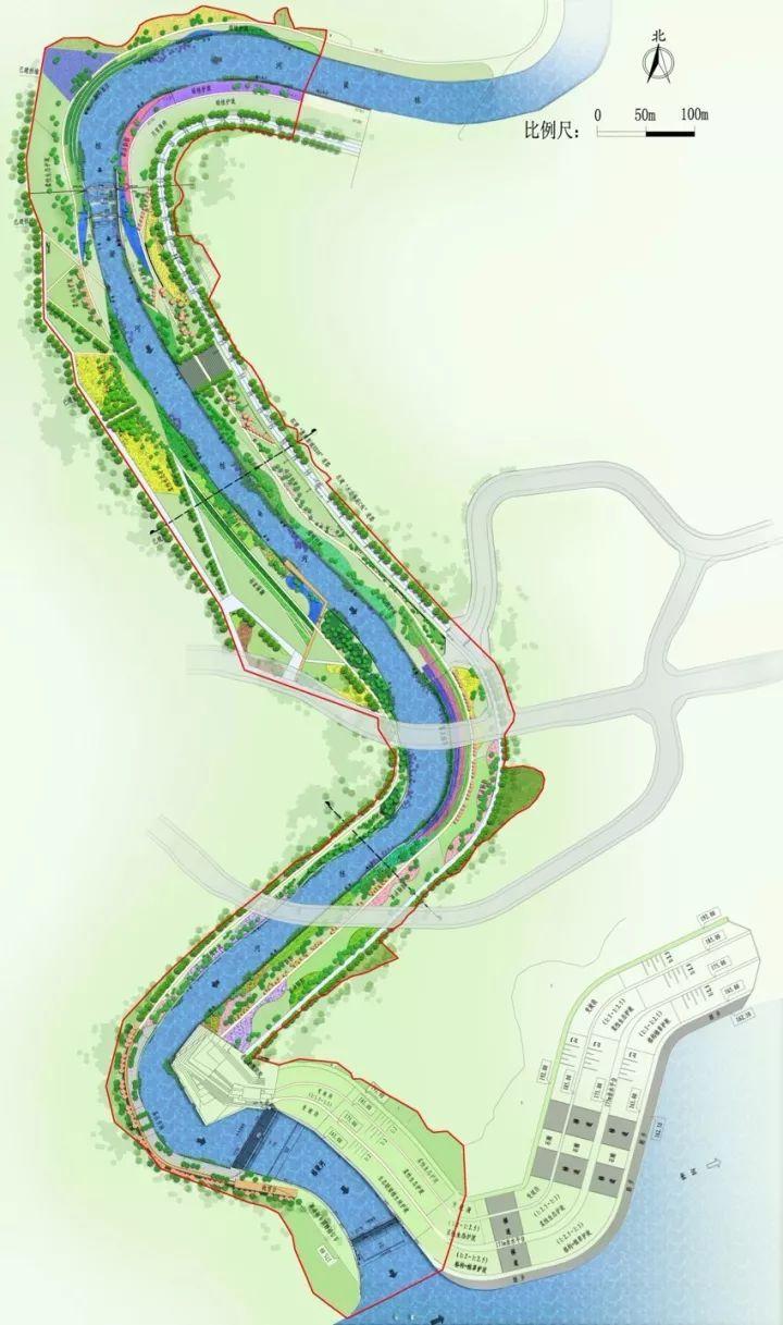 关于河道景观植物设计,这一篇足够了
